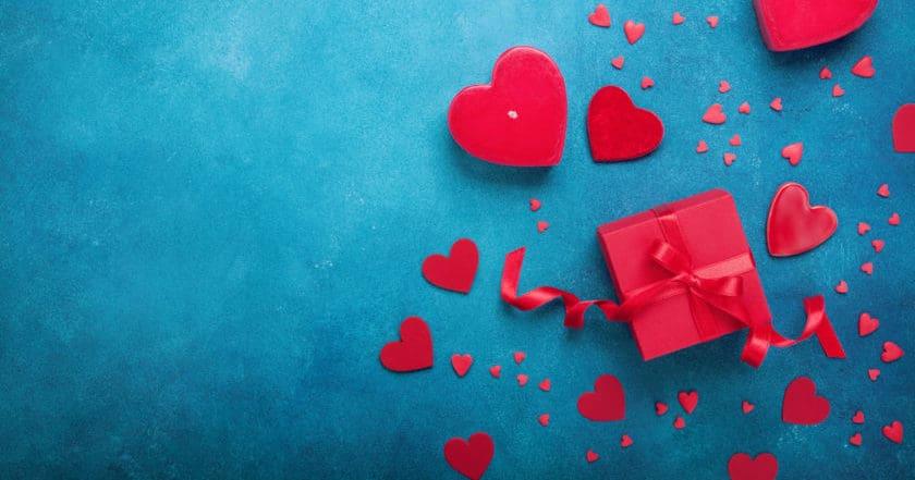 Valentinstag Geschenke für Freund und Freundin