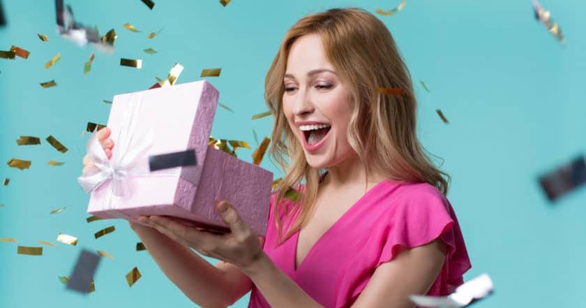 Top 10 Geschenke für Frauen und Freundin
