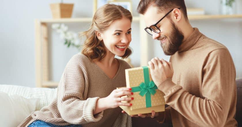 Geschenk / Geschenke für Mann, Freund und Männer